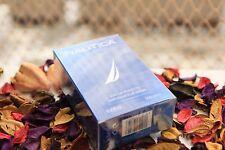 Nautica blue 100ml men's perfume eau de toilette new in box with free shipping
