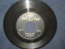 "Connie Francis ""Drop It Joe/Don't Break The Heart That Loves You"" 45"