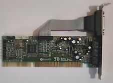 Advanced Digital Industrial CS2X ISA Soundkarte (Crystal CX4235, Digimate, 1998)