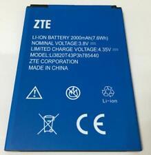 Bateria reemplazo Li3820T43P3h785440 2000 mah para ZTE Blade L370