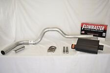 "Ford F150 F250 07-15 Truck 3"" exhaust Flowmaster super 44 W/Tip"