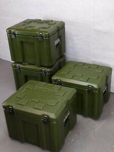 British Army - Military - Amazon Equipment Transport Flight Storage Case Box