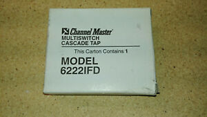 Channel Master Cascade Multiswitch Tap 6222IFD