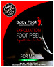 NEW Baby Foot Exfoliating Foot Peel Men's Mint Scented Beauty  2.4oz Free Ship