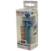 Funko POP! PEZ Dispenser - Star Wars S4 - BOBA FETT (Holiday) - New