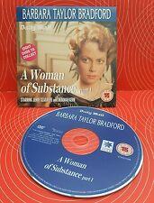 BARBARA TAYLOR BRADFORD A WOMAN OF SUBSTANCE PT 1 DVD DEBORAH KERR LIAM NEESON