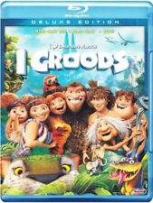 I CROODS 3D  DELUXE EDITION (2 BLU-RAY 3D + 2D + DVD) ANIMAZIONE DIGITALE FOX