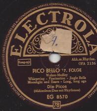 Die Picos Akkordeon Duo mit Rhytmus  : Pico Bello, Folge 17 + 18