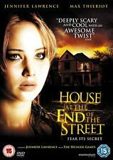 House At The End Of The Street DVD (Jennifer Lawrence) Disc Only No Case