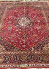 """Persian Style Rug One of a Kind Multi-Color  Handmade  Size 85 """" X  52.5  """""""