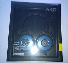 Kopfhörer AKG K 619 DJ-On-Ear Mikrofon Mikro Farbe Blau Blue Neu, OVP, Rechnung