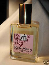 ROSE MAROC Concentrated Perfume Oil by Sukran ~15ml~