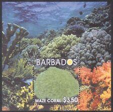 Barbados 2004 Corallo/Marine Life 1 V M/S (n13706)