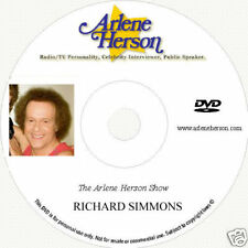 Richard Simmons TV Interview  (30 Minutes)  DVD