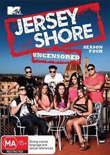 Jersey Shore: Season 4 NEW R4 DVD