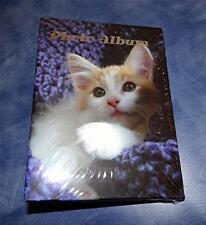 4x6 Photo Album Ragdoll Birman American Shorthair Siamese Cat Kitten Photo Album