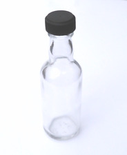 5cl Miniature glass bottles 50ml wedding favour fill yourself gift alcohol empty