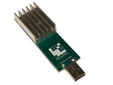 Rev 3 GekkoScience Newpac USB Bitcoin Miner 28+gh/s (BM1387x2)