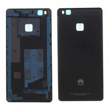 Case Cover Black  Back Battery Housing Door Cover Replacement For Huawei P9 Lite