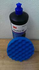 3M Perfect-it III Ultrafina SE Polish (50383) + Blue  Pad 50388