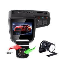 Range Tour Dual Lens Car DVR Dashboard Camera C10s Plus Full HD 1080P 2.0 Inch