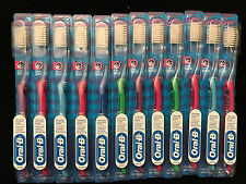 12 Crest Oral-B Ortho Toothbrush For Braces Bulk Lot Wholesale