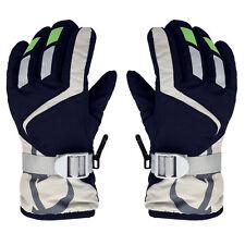 Children Thermal Winter Warm Kids Ski Snow Snowboard Gloves W/Adjustable Strap