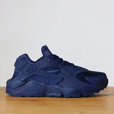 Nike Wmns Air Huarache Run 7us - 38eu Loyal Blue Bleu  Sneakers DS