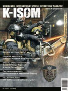 K-ISOM 4/2021 Kommando Special Operations Magazine Luftlandebrigade 1  Zoll SEK