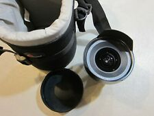 Carl Zeiss  Distagon T* 2.8/15 ZE Flare Control Canon EF W/Case - FREE SHIPPING