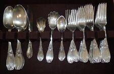 Tiffany & Co. Whiting Sterling Silver Grecian Devil 44 Pcs Rare Dinner Set