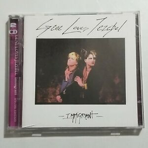 Immigrant [Special Edition] [Remaster] by Gene Loves Jezebel CD 2005, 2 Discs