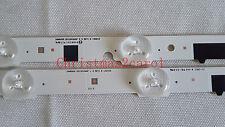 2 PCS Original TV Strip 2013SVS40F L 8/ R 5 for UA40F5000ARXX RCY-HF400BGLV1H