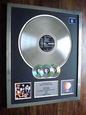 DAVID BOWIE DIAMOND DOGS LP MULTI PLATINUM DISC RECORD AWARD ALBUM