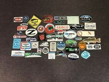 44 Fly Fishing Stickers Real Tree Aftco Drake Bote Zebco Grunden Nrs Fish Skull