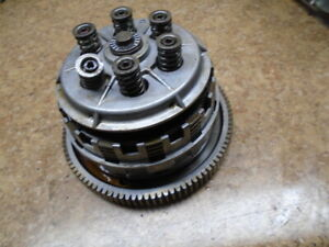 2001 Kawasaki Voyager ZG1200 ZG 1200 B XII Engine Clutch Plates Housing Motor 02