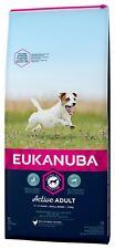Eukanuba Hundefutter erwachsene kleine Rassen Huhn Trockenfutter 15kg