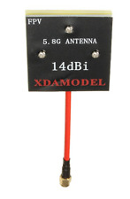 5.8GHz 14dBi Flat Panel / Patch FPV Antenna Ariel SMA by XDAMODEL orangeRX -UK