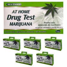 6X Marijuana THC Weed Cannabis Drug Test High Sensitivity Urine Home FDA Cleared