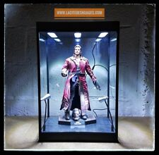 Présentoir Vitrine Display Case LED Light DUST-FREE anti-poussière 1/6 Hot Toys