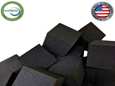 "Foam Pits Cubes 20 pcs. ( Charcoal ) 5""x5""x5"" Flame Retardant Foam Blocks"