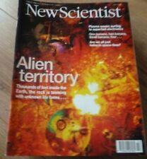 New Scientist Science & Technology Magazines in English