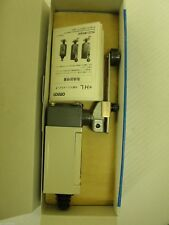 New Omron Limit Switch, Adjustable Roller Arm, Metal Body, HL-5030
