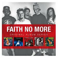 Faith No More - Original Album Series [CD]