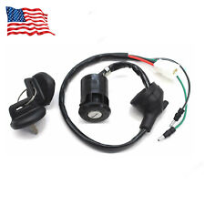 Main Ignition Key Switch For 85-87 Atc250Es Big Red 250