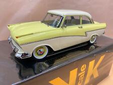 1/18 Ford Taunus 17m P2 gelb/weiß 1957 KK Scale KKDC180273 lim. 750 Stück OVP