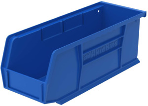 Akro-Mils 30224 Akrobins Plastic Stora Bin Hanging Stacking Containers, (11-Inch