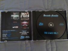 SECOND FAMILY THE LEAKS:VOL 1 USED CD 2014