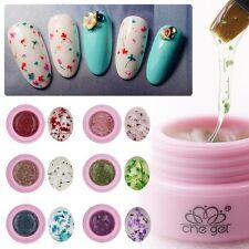 hada flor de uñas Gel Polish floral Soak Off Nail Art Gel UV manicure 6 colores