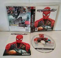 Spider-Man : Le règne des ombres - PS3 - PAL français- Complet - Très bon état